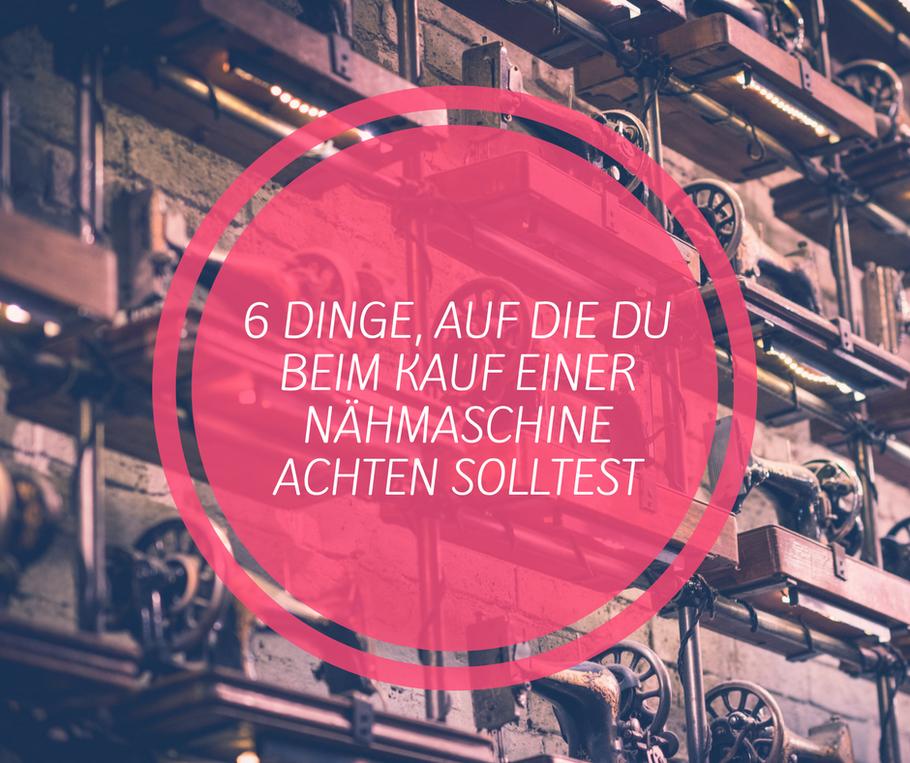 6dinge_Nähmschinen