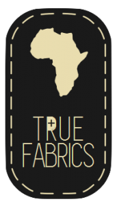 True Fabrics Online Shop für Stoffe aus aller Welt Logo