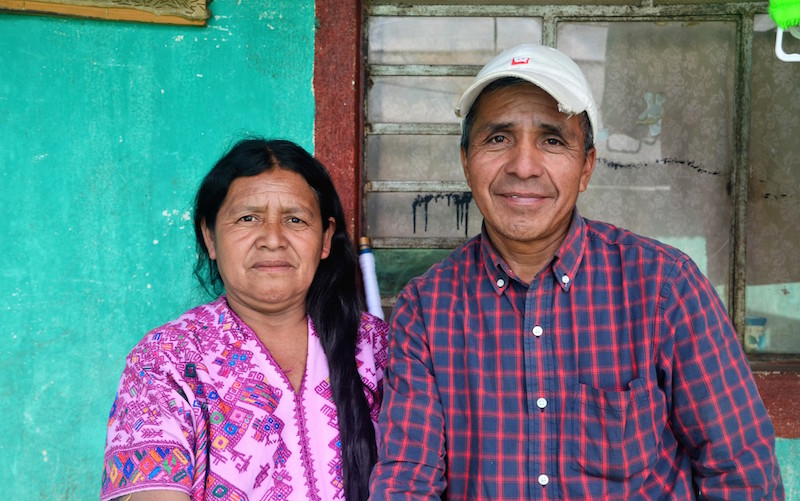 Portrait Produzent Guatemala