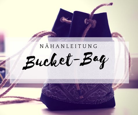 täschlein bucket bag
