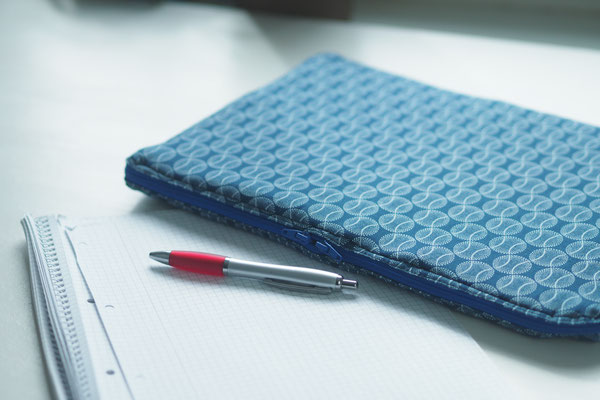 Schnittmuster Laptoptasche nähen in vier Varianten | True Fabrics