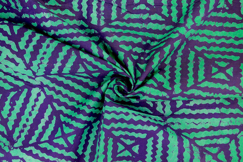 Musterkarte-Batikstoffe-Togo