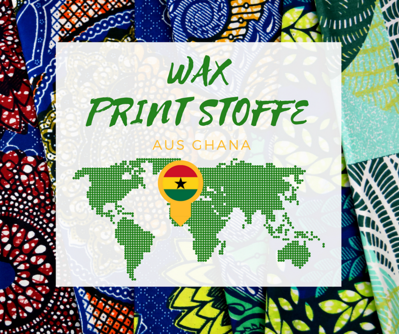 afrikansiche Wax Prints