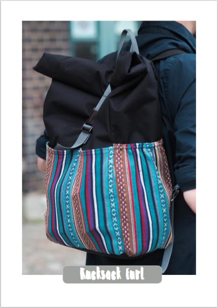 eBook Rucksack Furl   True Fabrics