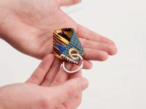 Nähanleitung Schlüsselanhänger selbermachen
