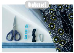 materialien für rucksack nähen