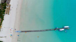 Strand Pazifik