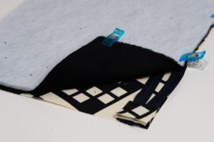 Nähanleitung DIY tasche color pattern nähen innen