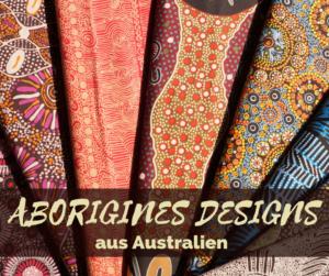 Aborigines Design aus Australien