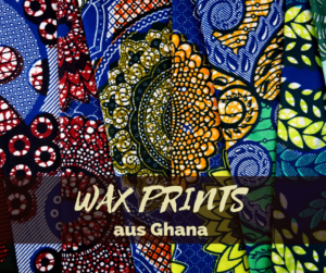 Wax Prints aus Ghana