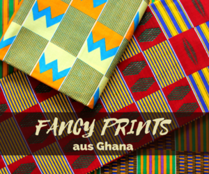 Fancy prints aus Ghana