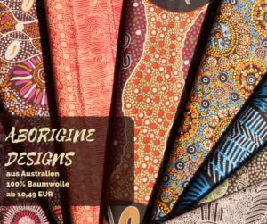 Aborigens Designs Baumwolle Preis
