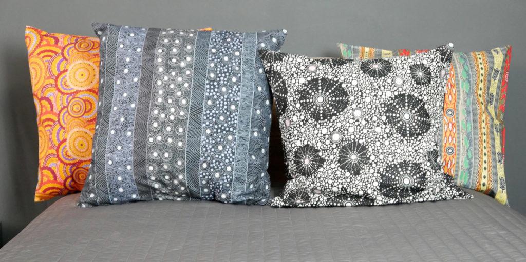Kissenbezüge bei Treu Fabrics