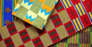 afrikanische Stoffe fancy prints